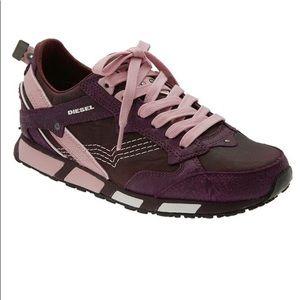 ❤️NWT❤️ Women's DIESEL Anza Sneakers Sz 10